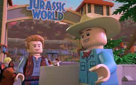 Jurassic World - La légende d'Isla Nublar