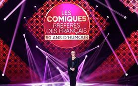 Les comiques préférés des Français d'hier et d'aujourd'hui : 50 ans d'humour