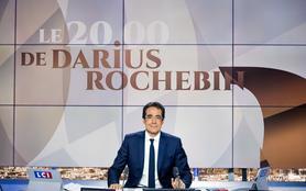 Le 20h de Darius Rochebin