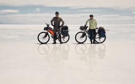 Alaska, Patagonie