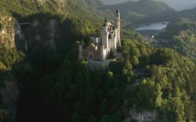 Les châteaux de légende