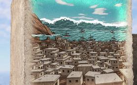Akrotiri, les derniers jours d'une cité antique