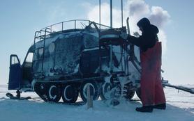 Ice Vikings : pêcheurs du Grand Nord