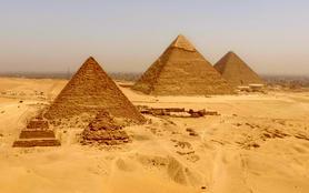 Les trésors perdus d'Égypte