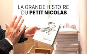 La grande histoire du Petit Nicolas