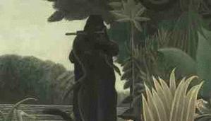 Le Douanier Rousseau - L'innocence archaïque