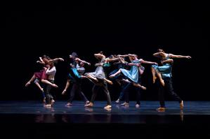 Sao Paulo Dance Company : Uwe Scholz, Marco Goecke, Joëlle Bouvier