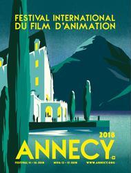 Festival international du film d'animation d'Annecy 2018