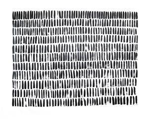 Louise Cara - Terres de lumière : du trait au tracé