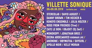 Villette Sonique 2019