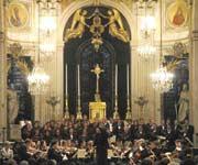 'Requiem' et 'Vêpres solennelles du Confesseur'