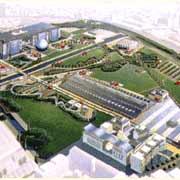 Parc et Grande Halle de la Villette