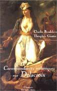 Correspondances esthétiques sur Delacroix
