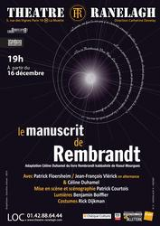 Le Manuscrit de Rembrandt