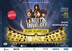 La Nuit aux Invalides 2016