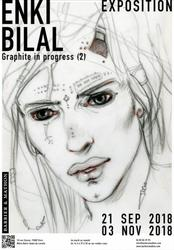 Enki Bilal : Graphite in Progress