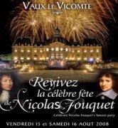 La Célèbre Fête de Nicolas Fouquet
