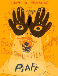 PIAFF Paris International Animation Film Festival 2018