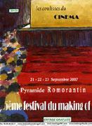 Festival du making of