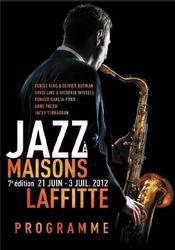 Jazz à Maisons-Laffitte