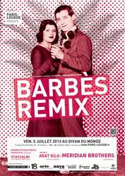 Barbès Remix #2