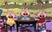 Mais où sont passés les 3 petits cochons?