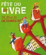 Fête du livre de Saint-Etienne 2007