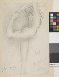 Rodin et la danse