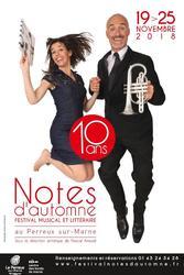 Festival Notes d'automne 2018