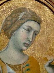 Peintures italiennes et hispaniques : collections du Musée de Tessé : XIVe-XVIIIe siècles
