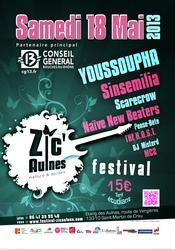 Festival Zic'Aulnes