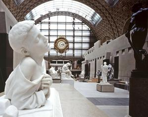 Collections nationales de peintures, sculptures, objets d'art, photographies, architectures, de 1848 à 1914