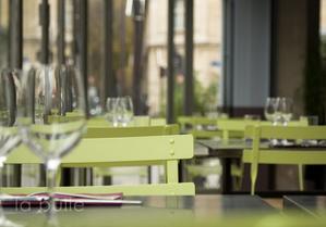Restaurant Le Resto la Bulle