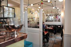 Restaurant Les Enfants de la balle