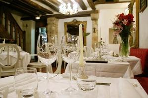 Restaurant L' Auberge Nicolas Flamel