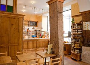 Restaurant Le Pain Quotidien