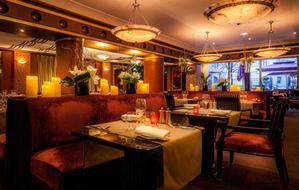 Restaurant Le Safran - Hôtel du Collectionneur Arc de Triomphe Paris