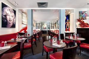 Restaurant Le Petit Pergolèse