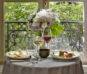 Restaurant Le Mandragore - Hotel Particulier  Montmartre