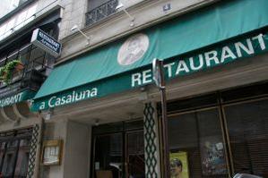 Restaurant A Casaluna