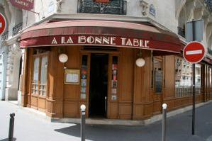Restaurant La Bonne Table
