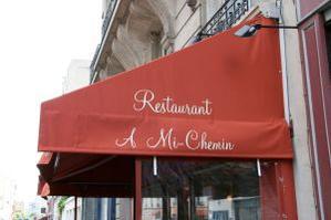 Restaurant A Mi-Chemin