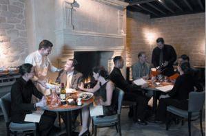 Restaurant L' Atelier de Maître Albert