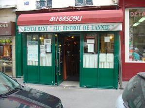Restaurant Au Bascou