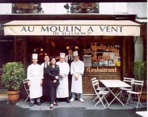 Restaurant Au Moulin à Vent
