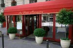 """Restaurant Au Petit Marguery """"Rive Gauche"""""""