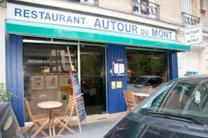 Restaurant Autour du Mont