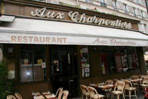 Restaurant Aux Charpentiers