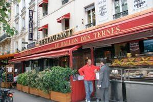 Restaurant Ballon des Ternes