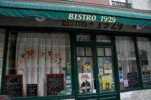 Restaurant Bistrot 1929